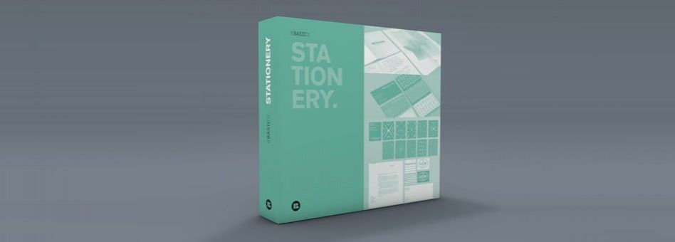 Basic Stationery by Index Book