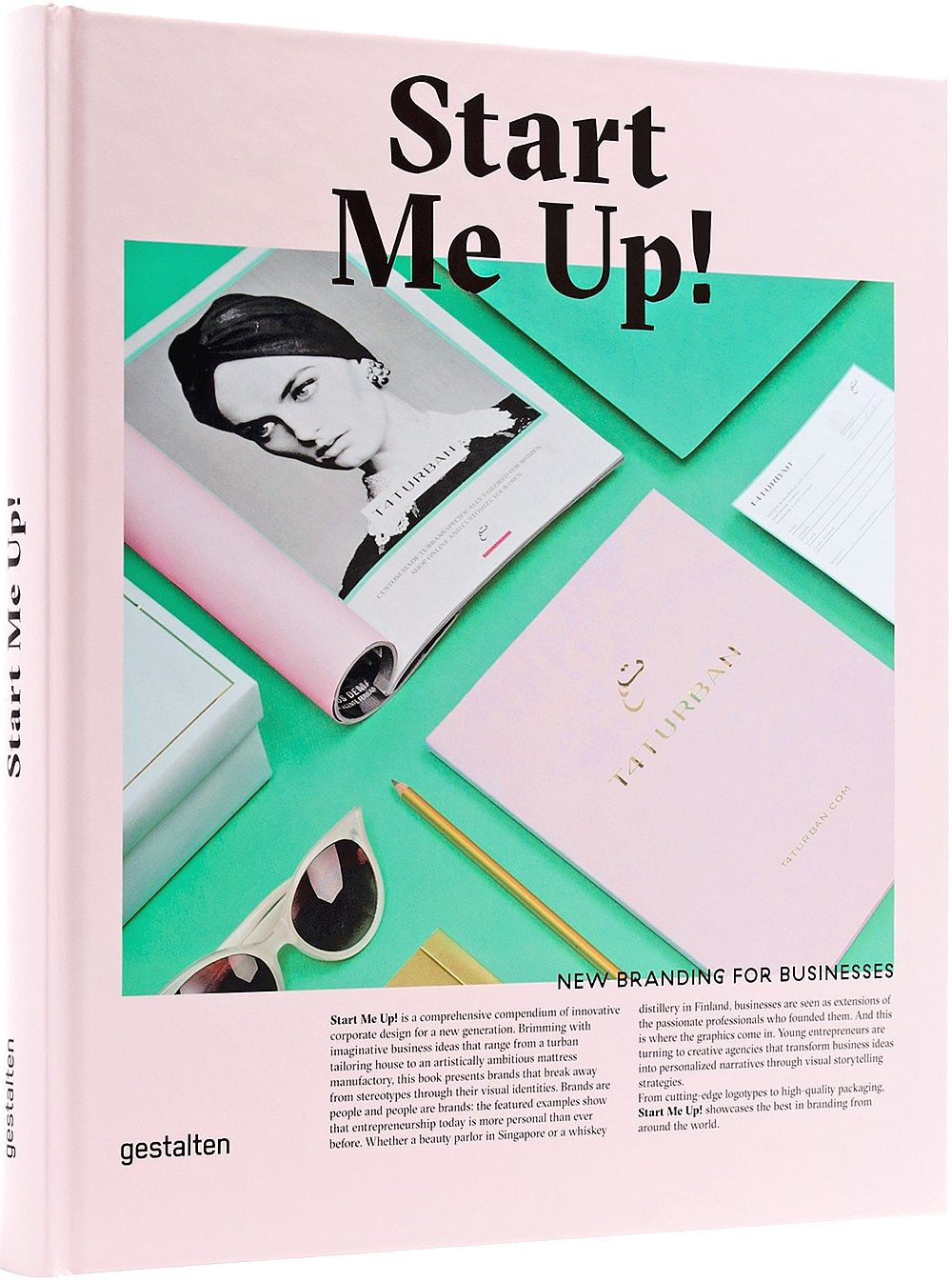 2015 start me up! gestalten, page 24-25 with l'Atelier Blanc design identity